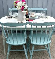 Shabby Chic Dining Table And Chairs Shabby Chic Dining Table Chairs Set Vintage Room Furniture Uk