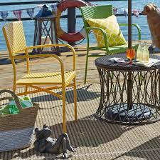 salon de veranda en osier meubles pour veranda les 25 meilleures idées de la catégorie