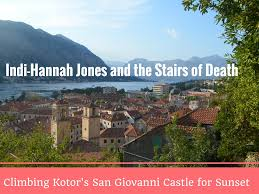 Death Stairs by Indi Hannah Jones And The Stairs Of Death Climbing To San