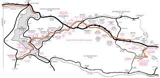 Troutdale Oregon Map by Glacier 1000