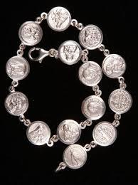 saints bracelet the medjugorje web online store