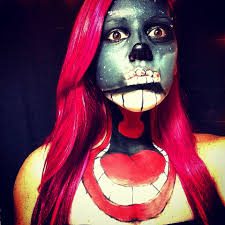the purge mask makeup pinterest purge mask and halloween