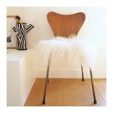 galette de siege galette de chaise en mouton d islande