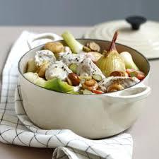 comment cuisiner blanc de poulet recette blanc de poulet clouté aux morilles cuisine madame figaro