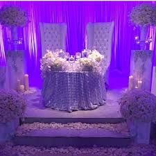 Bride And Groom Table Decoration Ideas 151 Best Table D U0027honneur Sweetheart Table Images On Pinterest