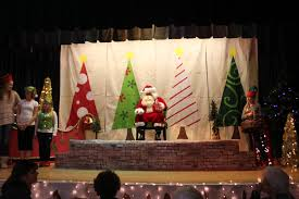 christmas party stage decorations u2013 your cool party photo