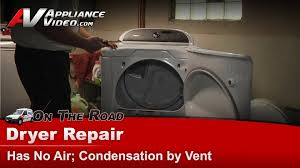 whirlpool kenmore dryer repair replacing blower wheel pulley