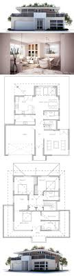 modern home house plans 25 best small modern house plans ideas on small house