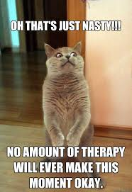 Nasty Memes - oh that s just nasty cat meme cat planet cat planet