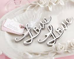 wedding favors bottle opener kate aspen bottle opener reviews wayfair