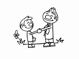 greeting handshake clipart 23