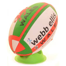 Green Red And White Flag Webb Ellis Wales Flag Trainer Rugby Ball Rugby Balls At Shop Rugby