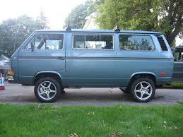 volkswagen vanagon blue vwvortex com 1984 vanagon
