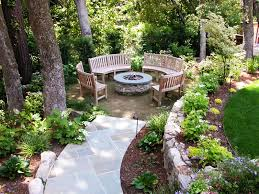 Bbq Side Table Plans Fire Pit Design Ideas - best outdoor fire pit ideas to have the ultimate backyard getaway