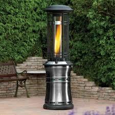 patio heater reflector outdoor patio heaters internet gardener