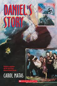 daniel s story by carol matas scholastic