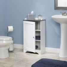 Bathroom Floor Storage Cabinet Floor Cabinets Hayneedle