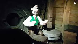 wallace gromit ride picture blackpool pleasure beach