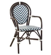 Navy Bistro Chairs Cafe Chairs Xavier Furniture Hamptons Style Modern Elegance