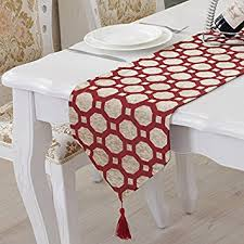 how to make table runner at home saejj table runners chinese style cotton and linen table runner