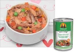 la cuisine de la mer weruva cirque de la mer with tuna veggies in pumpkin soup