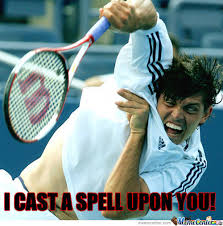 Tennis Memes - omg this guy tennis memes pinterest tennis