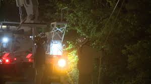 Mlgw Power Outage Map Mlgw Crews Work Overnight To Restore Power Wreg Com