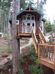 Coolest Treehouses Tree House Plans For Sale