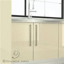 Kitchen Cabinet DoorsDrawer Fronts EBay - Cream kitchen cabinet doors