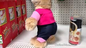 stuffed teddy bears walmart com shaking bear animals of walmart youtube