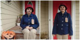 Bear Halloween Makeup by Paddington Bear Costume Akram U0027s Ideas