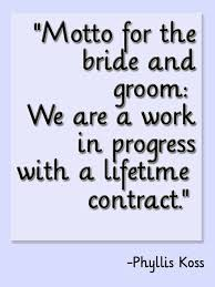 sayings for and groom quotes about motto for the and groom marriage quote