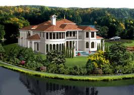 luxury estate home plans custom home plans in traditional classical european styles