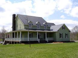 Farm House Plans by House Plan 86162 At Familyhomeplans Com