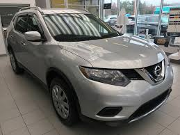 used nissan rogue used 2014 nissan rogue rogue s sl sv in kentville used inventory