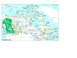 Show Me A Map Of Arkansas Cna Entrancing Show Me A Map Of Canada Evenakliyat Biz