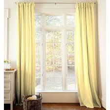 yellow drapes and curtains coordinating drape panels carousel