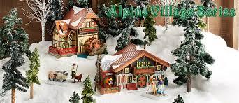 countrynmoregifts alpine villages department 56