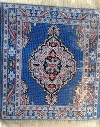 drink coaster set 4 armenian rug