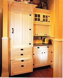 refrigerator that looks like a cabinet designing your dream home refrigerator door series part two