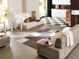 Livingroom Tiles Beautiful Tiles For Living Room Beige Tile Pattern Wooden Laminate