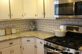 Installing Tile Backsplash Backsplash Kitchen Backsplash Without Grout How To Install A