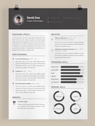 Free Indesign Resume Template Illustrator Resume Templates 50 Beautiful Free Resume Cv Templates