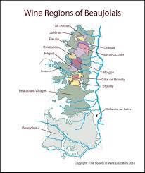 Wine Map Of France by Beaujolais U2013 France U2013 Swe Map 2017 U2013 Wine Wit And Wisdom