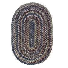 Round Braided Rugs For Sale Braided Area Rugs Rugs The Home Depot