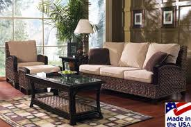 Indoor And Outdoor Furniture by Rattan U0026 Wicker Furniture Made In The Usa Choose From Living Room