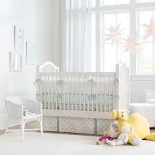 Grey And Green Crib Bedding Grey Nursery Bedding Set Palmyralibrary Org