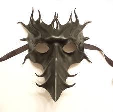 venetian bird mask nose leather mask black venetian bird by teonova on