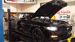 2015 mustang gt quarter mile 2015 ford mustang ecoboost gets dyno tested gt runs 12 86 second