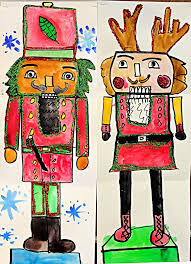 Nutcracker Crafts For Kids - smart class winter one day projects